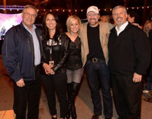 Hockey meets country music at Black River Entertainment event