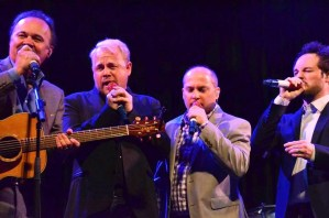Dailey & Vincent put on a different kind of show at NPAC