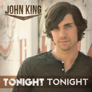 """""""Tonight Tonight"""" the debut anthem by John King is at country radio now"""
