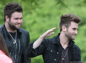 The Swon Brothers hit Steele Creek Park like a storm