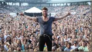 Chris Lane heading to Greene County Fair in Greeneville, Tenn., in August