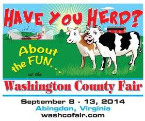 Washington County Fair, Abingdon, VA–2014 Entertainment Schedule