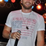 Chase Rice ignites Friday night at the Appalachian Fair