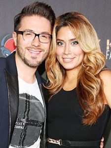 Danny Gokey and wife, Leyicet, expecting baby girl