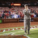 Angie Johnson to sing God Bless America at World Series tonight