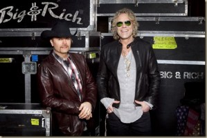 Big & Rich to perform at Autozone Liberty Bowl Haftime