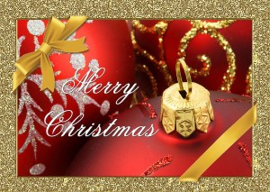 Wishing each of you a very Merry Christmas