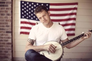 Sam Riggs gives us a nice mixture of real country music and real party rock
