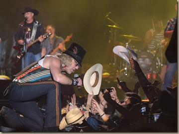 FLORENCE, AZ - APRIL 10:  John Rich and Big Kenny (Big & Rich) headline Country Thunder USA - Day 2, April 10, 2015 in Florence, Arizona.  (Photo by Rick Diamond/Getty Images for Country Thunder USA)