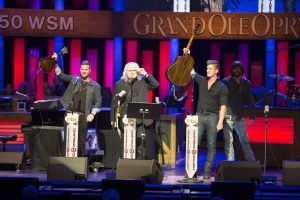 High Valley duet with Ricky Skaggs on Grand Ole Opry