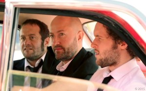 New music from Adrian Duffy & The Mayo Brothers to release May 25, 2015