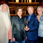 Oak Ridge Boys Honored for Salute to Christmas; holiday show earns Telly Award
