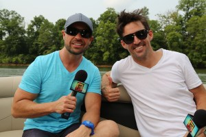 Jake Owen co-hosts CMTs Hot 20 Countdown Saturday,  July 18, 2015