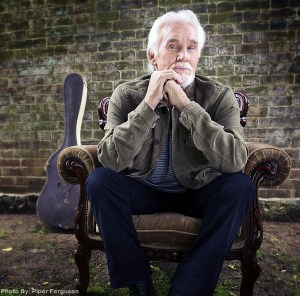 Kenny Rogers to release first new Christmas album in 17 years