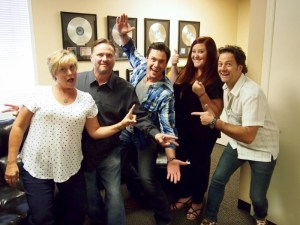 David Shelby signs with The Kinkead Entertainment Agency