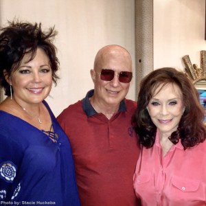 Kelly Lang Records with Paul Shaffer