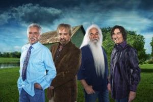 Gospel and Country Music Icons The Oak Ridge Boys Honored with Two 2015 GMA DOVE Award Nominations