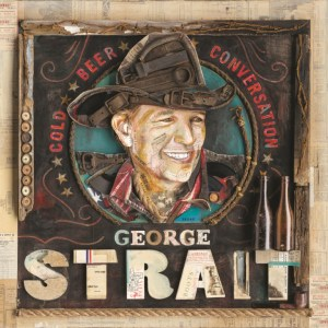 George Strait's Cold Beer Conversation tops Soundscan and Billboard Country Albums Charts
