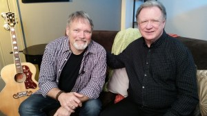 John Berry to appear on new Heartland TV series, Reflections