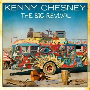 Kenny Chesney Scores 3 Week #1 on 4th Single; Sets BILLBOARD Airplay Record