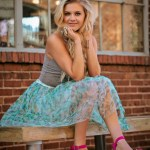 Kelsea Ballerini aglow with first AMA award nomination for Favorite Female Artist-Country
