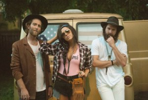 Rising country band Friends of Lola, voted one of the Top Three Best Local bands by Nashville Scene