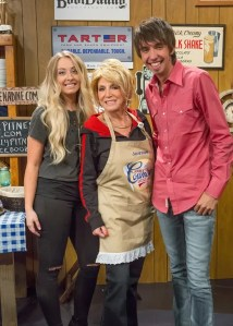 All new episodes of Larry's Country Diner with Rhonda Vincent, Asleep at the Wheel, Jeannie Seely, Mo and Holly Pitney