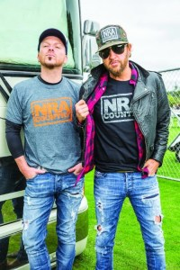NRA Country names LOCASH as featured artist for November