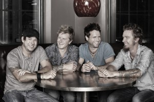 Parmalee becomes first country group since The Band Perry to earn three consecutive Top 10 hits from a debut album