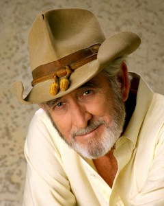 Country music legend Don Williams returns to the road with 2016 tour