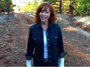 Reba shares behind the scenes footage of Just Like Them Horses