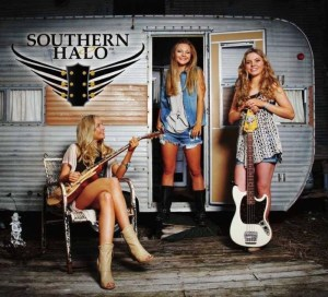 """Southern Halo Take Nashville By Storm as They Film """"Behind-The-Scenes"""" Online  Mini-Series"""