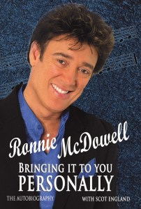 Ronnie McDowell extends nationwide tour while promoting autobiography