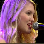 Ashley Campbell dedicates song to father, Glen, at Grand Ole Opry performance in April