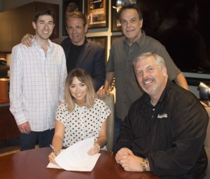 Black River Entertainment signs Nikita Karmen to Passport Productoins