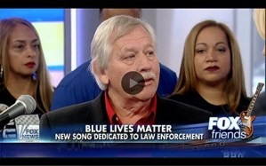 "John Conlee's ""Walking Behind The Star"" Pays Homage To Law Enforcement Officers"