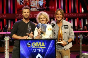 2016 Country Music Association award nominations announced on Good Morning America