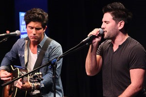 "Dan + Shay's ""From The Ground Up"" Goes No. 1, Duo Announces Headlining Tour"