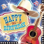 Country Birthdays for the week of Aug. 7 through Saturday, Aug. 13, 2016