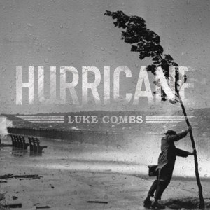 Luke Combs premieres Hurricane lyric video with Weather channel's Jim Cantore