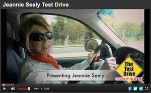 Country Music Legend Jeannie Seely appears on The Test Drive