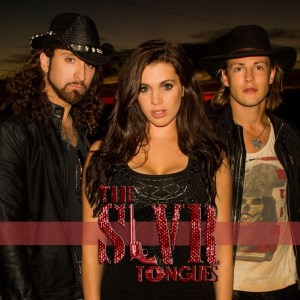 Global Eyes Entertainment Announces- The SLVR Tongues-New Single Release