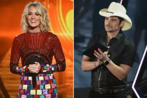 Carrie Underwood and Brad Paisley are winners at 2016 Teen Choice Awards