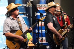 Bellamy Brothers 40th anniversary specials air throughout Labor Day weekend on SiriusXM Prime Country Channel 58