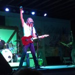 Bucky Covington makes his show fun for everyone