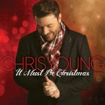 Chris Young celebrates the holiday season with the release of his first-ever Christmas album