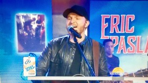 Eric Paslay on NBC's TODAY