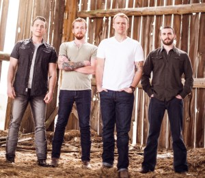 Meet the James Barker Band, and enjoy a little LAWN CHAIR LAZY