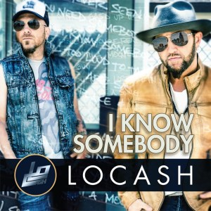 "Reviver Records Duo LOCASH Scores No. 1 Single With ""I Know Somebody"" On Billboard And Country Aircheck"