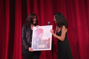 """Brandy Clark Honored With Inaugural """"Impact Award"""" at CMT's Next Women of Country"""